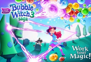 Debuton Bubble Witch 3 Saga në Android, iOS dhe Facebook