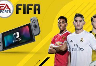 EA konfirmon FIFA 18-ën për Nintendo Switch