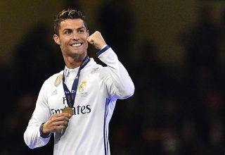 Cristiano Ronaldo do të jetë imazhi i FIFA 18