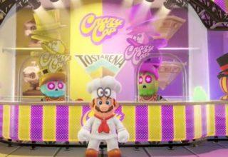 Seria e re Super Mario Odyssey mbërrin me 27 Tetor