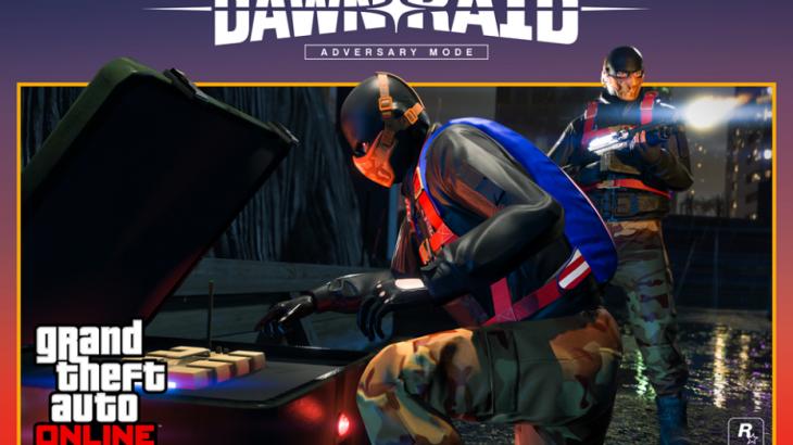 Grand Theft Auto Online pasurohet me një modalitet të ri loje dhe një super makinë