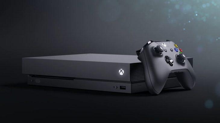 Xbox One X shënon rezervime rekord