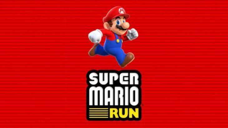 Super Mario Run është shkarkuar 200 milion herë