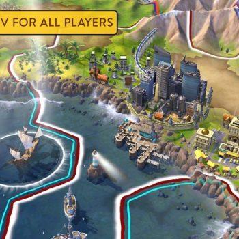 Civilization VI mbërrin në iPad