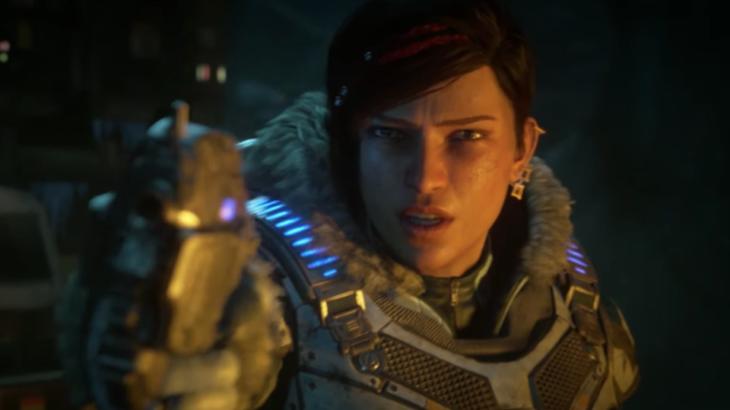 Prezantohet Gears 5 në Xbox One dhe në PC