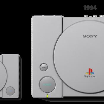 Sony risjell konsolën klasike PlayStation Classic