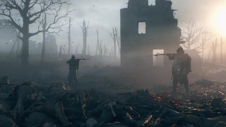 Lojtarët e Battlefield 1 armëpushim në përkujtim të Luftës së Parë Botërore