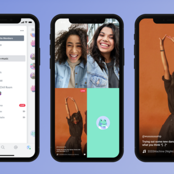 Tashmë mund të ndani videolojën gjatë një thirrjeje në Discord nga një smartfon