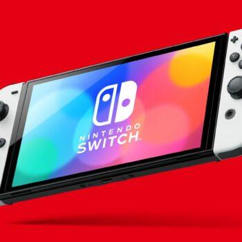 Nintendo prezanton modelin e ri Switch me ekran OLED